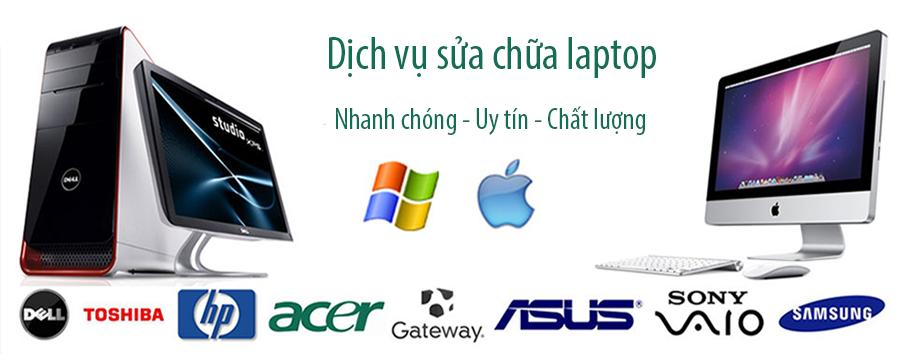 dịch vụ sửa chữa laptop