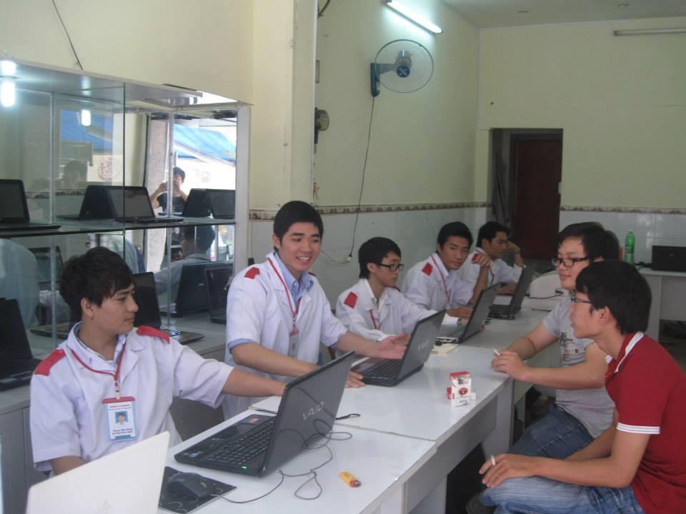 Sửa chữa laptop giá rẻ