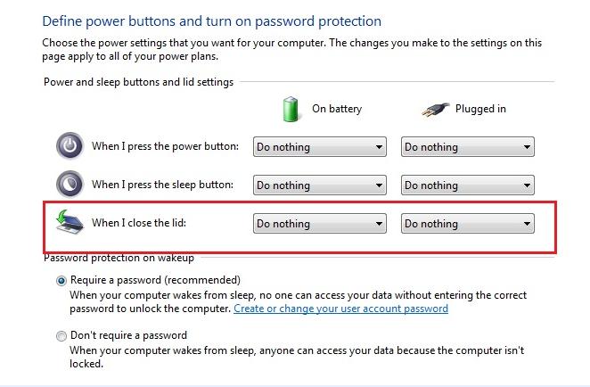 Sửa lỗi gập laptop lại rồi mở lên thì WiFi bị tắt