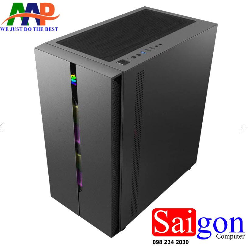 CASE AAP D1 Black GAMING giá rẻ