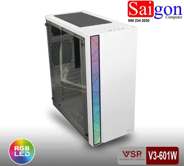 Case VSP V3-601W case đẹp