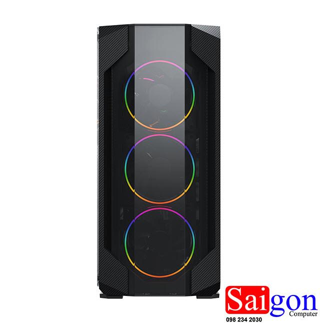 Case Vision B18 Gaming LED RGB gia rẻ