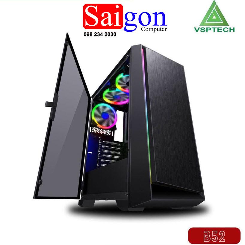 Case-Vision-B52-Server-LED-RGB chính hãng