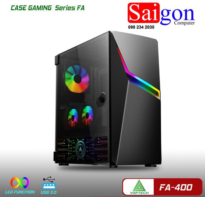 Case Vision FA-400 eSPORT Gaming giá rẻ