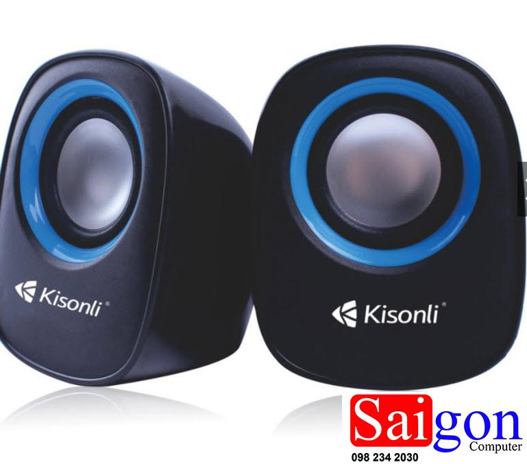 Loa 2.0 Kisonli V360 giá rẻ