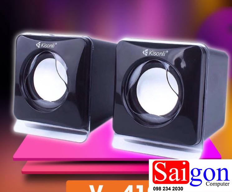 Loa vi tính Kisonli V410 giá rẻ