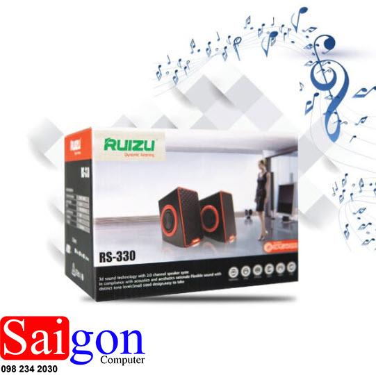Loa vi tính Ruizu RS 330 văn phòng