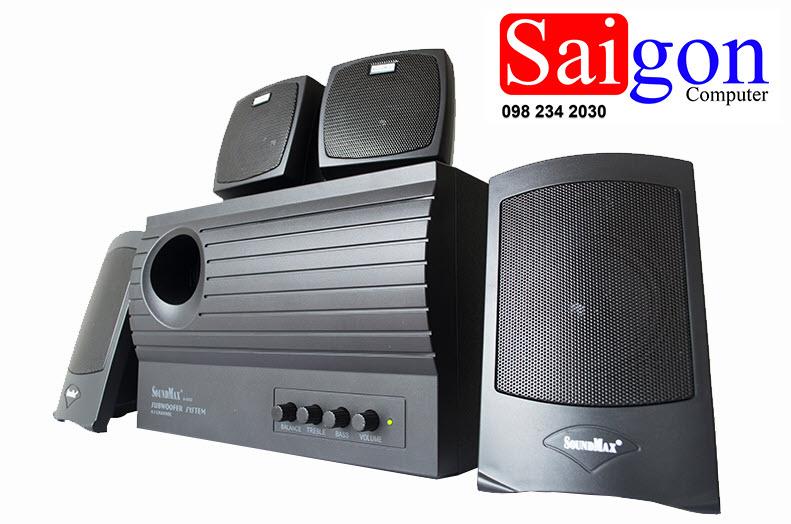 Loa vi tính SOUNDMAX A4000 giá rẻ