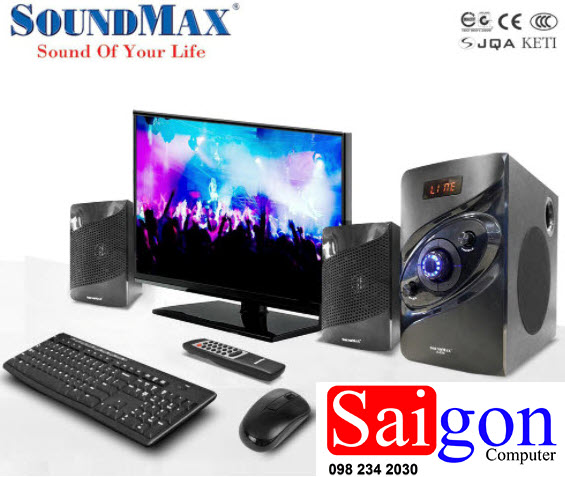Loa vi tính SOUNDMAX A926 giá rẻ