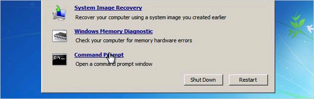 Mẹo Reset lại mật khẩu đăng nhập trên Windows