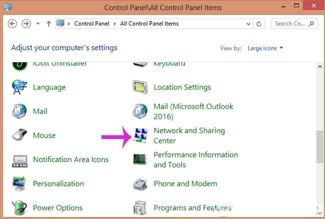 Hướng dẫn chia sẻ máy in qua mạng LAN