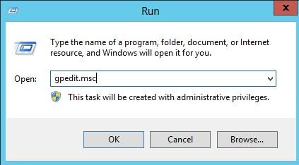 Hướng dẫn tắt thông báo windows detected
