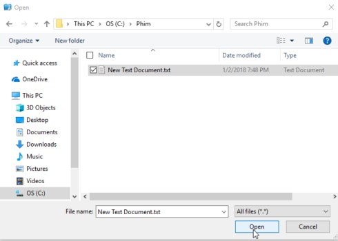 Hướng dẫn cài đặt mật khẩu cho folder
