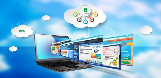 Doanh nghiệp và máy chủ Cloud