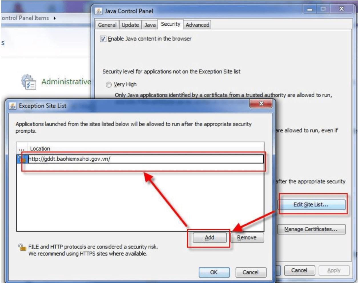 Hướng dẫn cài đặt cấu hình phần mềm Java