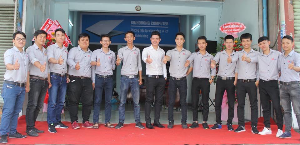 Trung tâm sửa máy in tại Thuận An