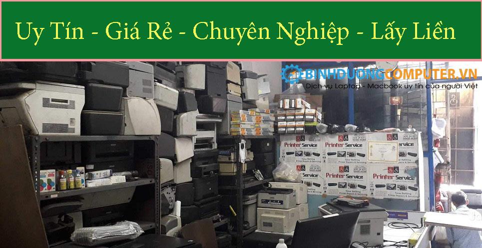 sửa máy in lấy liền tại Thuận An