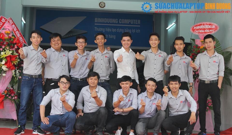 Sửa laptop giá rẻ tại Thuận An