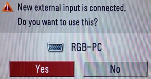 Cách kết nối laptop với TV