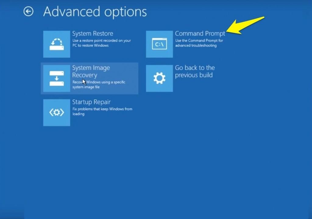 Các bước sửa lỗi 0xc00000f trên Windows 7