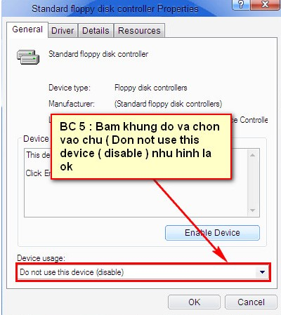 lỗi exception processing message