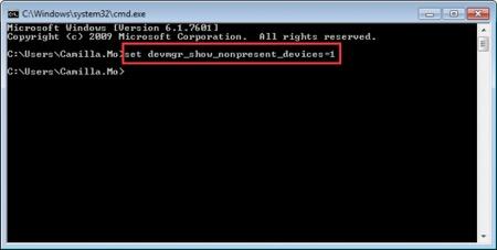 Sửa lỗi card nvidia không nhận trong Device Manager