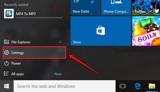 Tắt tính năng fast bootup sửa lỗi không tắt máy được