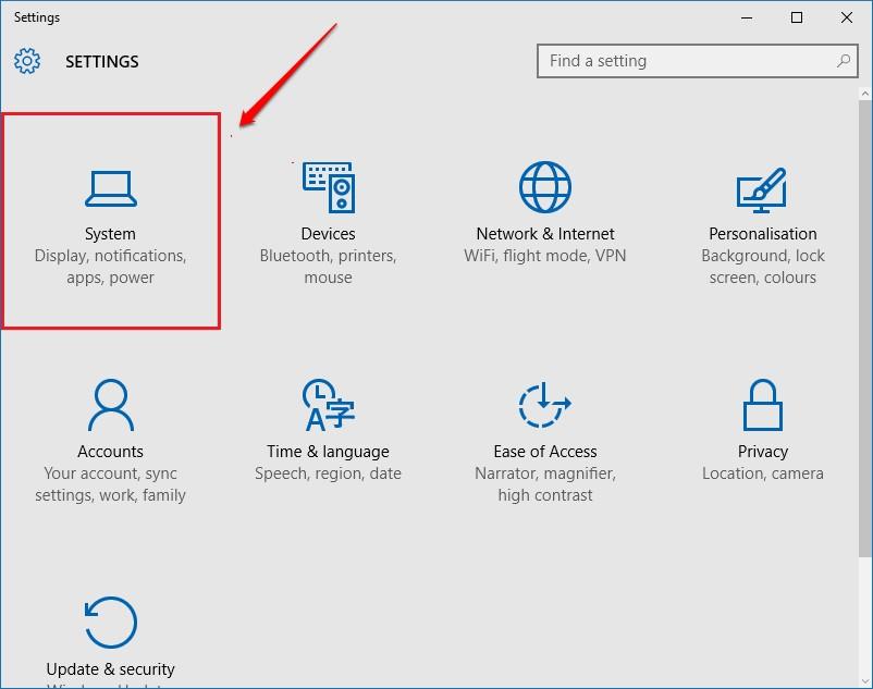 Tắt tính năng fast bootup sửa lỗi không tắt máy được_2