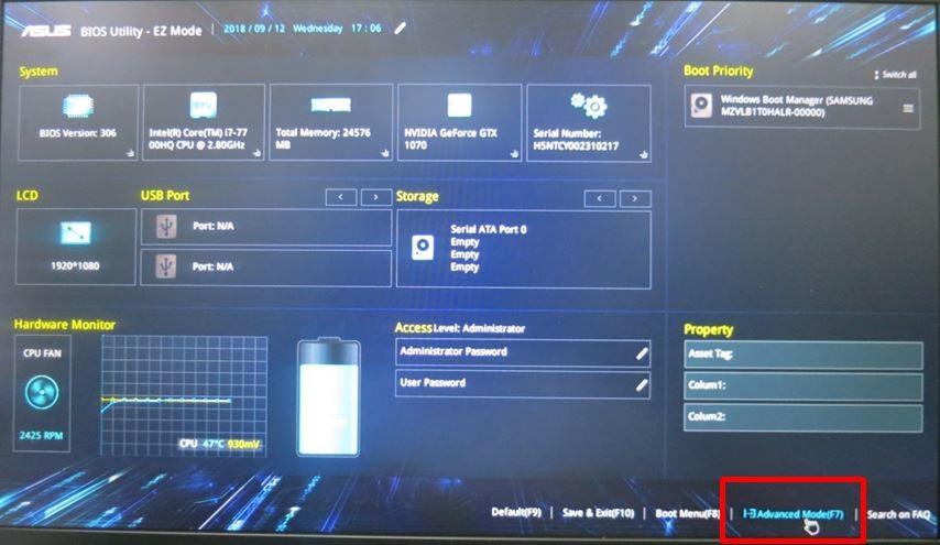 Tắt máy tính thông báo disk hard smart