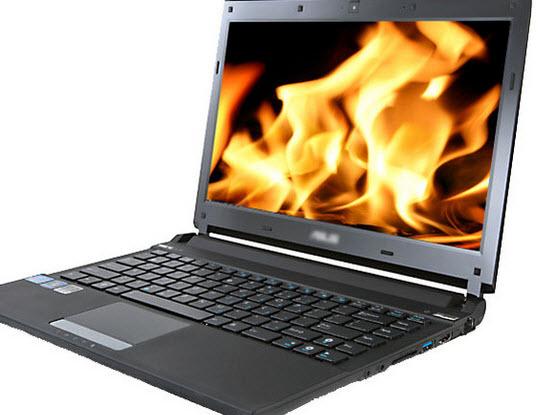 Cách kiểm tra laptop có bị nóng không