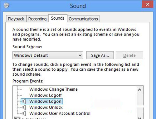 Kích hoạt lại hệ thống âm thanh của Windows 8