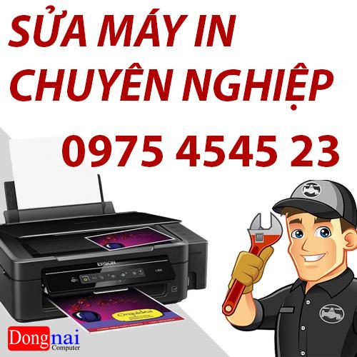 Sửa chữa máy in uy tín ở Biên Hòa Đồng Nai