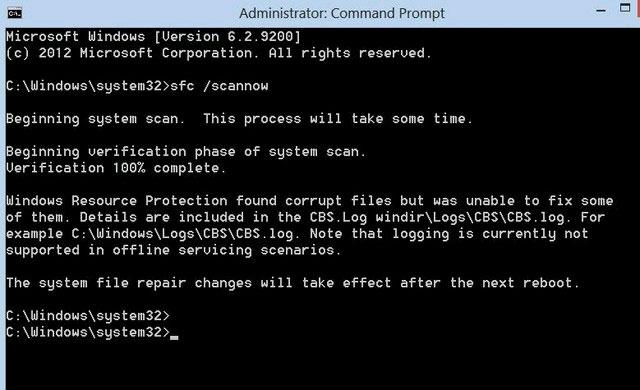 Sửa lỗi không thể Boot vào Windows 8.1