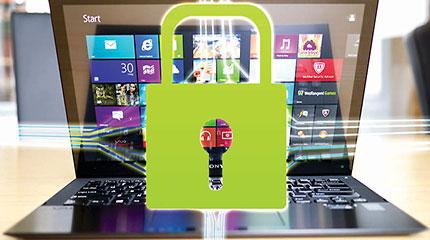 Thủ thuật bảo mật trong Windows 8.1