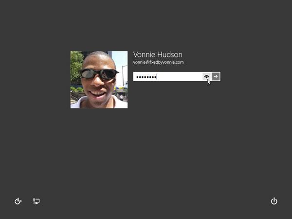 Bỏ bước đăng nhập khi khởi động Windows 8
