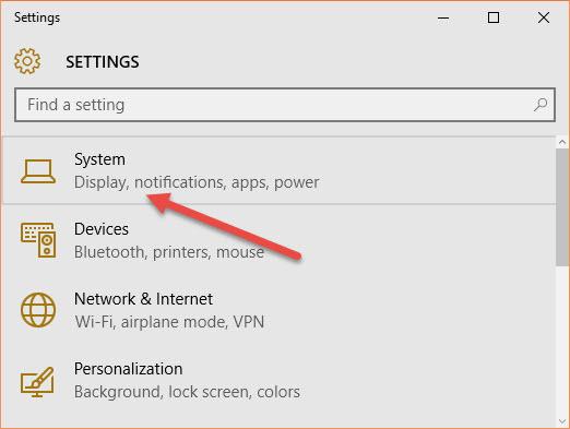Hướng dẫn cách đổi tên máy tính của hệ điều hành windows 10