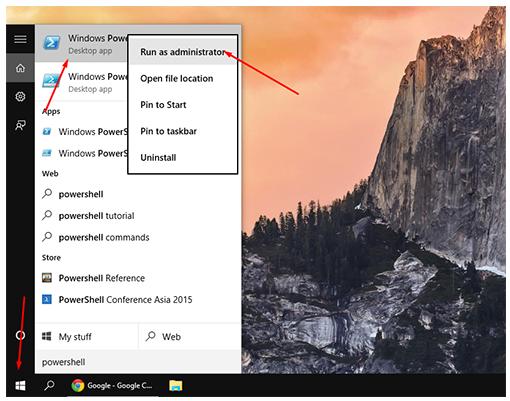 Hướng dẫn cách gỡ bỏ ứng dụng mặc định trên Windows 10