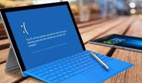 Máy tính bị treo toàn diện
