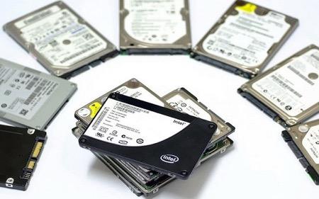 Nâng cấp ổ cứng SSD cần biết