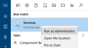 Hướng dẫn xóa Cache Windows 10 update