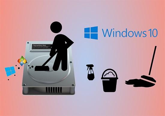 Cách tự động xóa file trong thư mục Download trên Windows 10