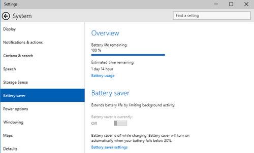 5 công cụ đỡ hao pin laptop