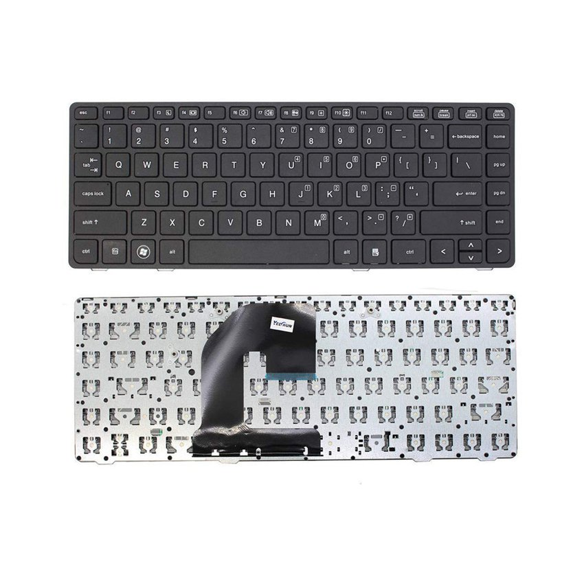Bàn Phím Laptop 14V (Đen)
