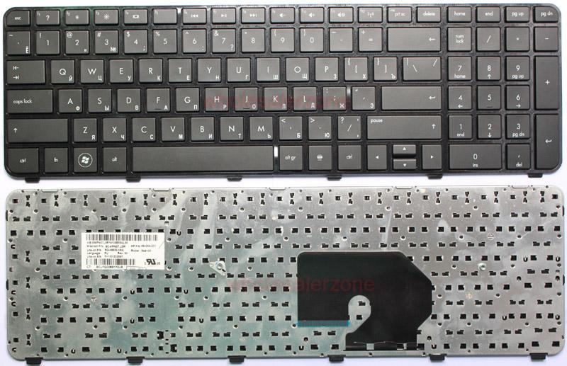 Bàn phím HP DV7