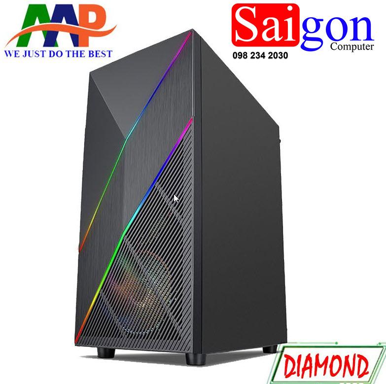 CASE AAP DIAMOND GAMING Led RGB