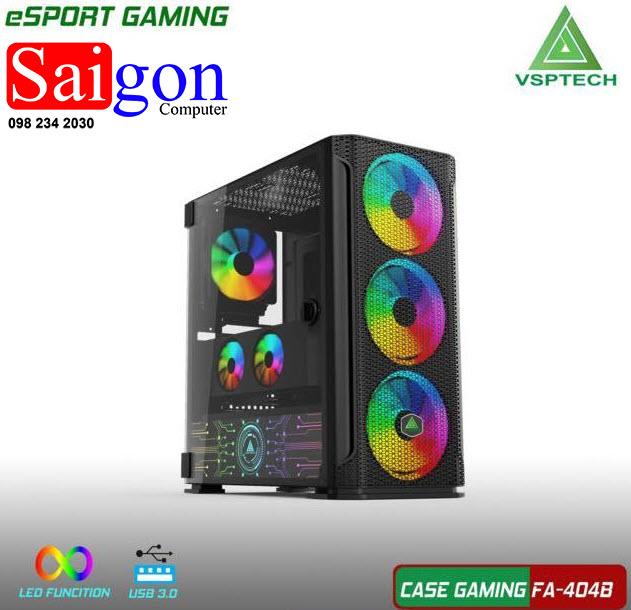 Case Vision FA-404B Chính Hãng