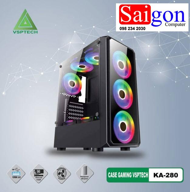Case Vision KA-280 Chính Hãng