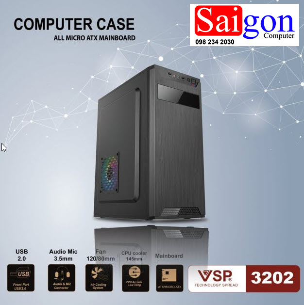 Case Vision 3202