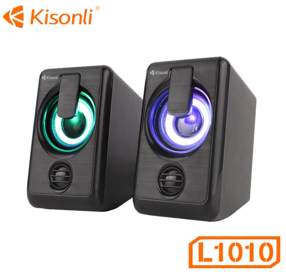 Loa vi tính Kisonli L-1010 Chính hãng