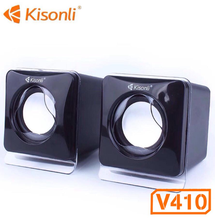 Loa vi tính Kisonli V410 chính hãng